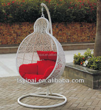 promotion indoor outdoor garden wrought iron swing sets chair for adults (YPS080)