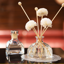 shanghai linlang Factory Direct Wholesale 100ml Fragrance Room Air Diffuser Glass Bottle for Reed Diffuser