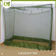 Wholesale retail moderate cost military mosquito net tent manufacture