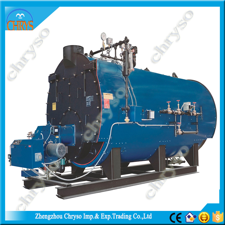 High Quality Diesel Fired hot water boiler with boiler ionic
