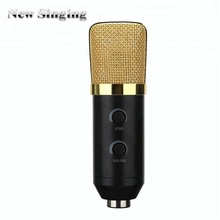New Products High Quality Custom Hand-Held Condenser Karaoke Microphone