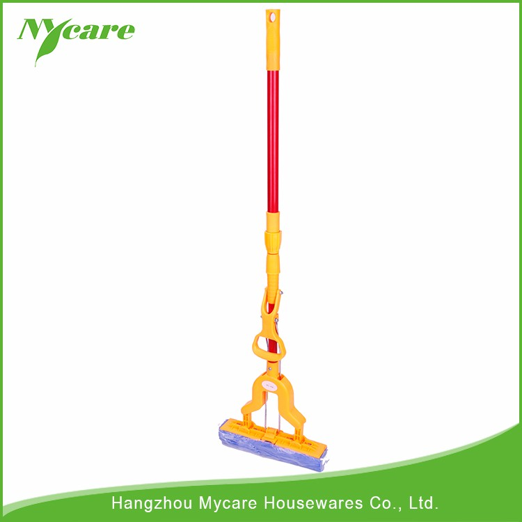 Cute Design Customized Top Quality Flexible Wind Flat Mop