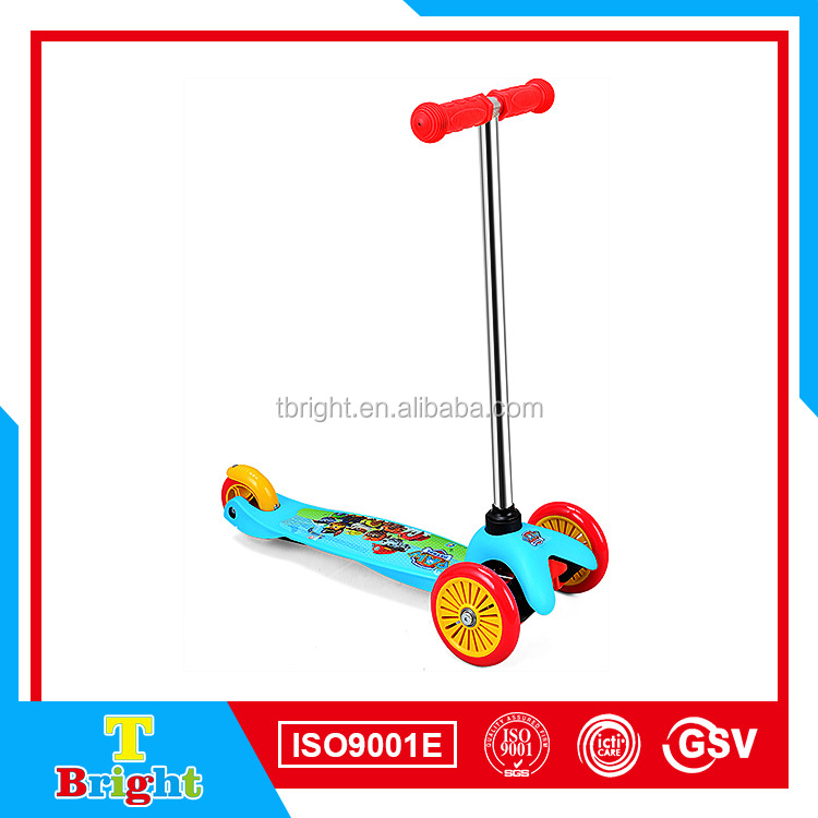 SF-01 Swing Scooter Three Wheel Scooter OEM