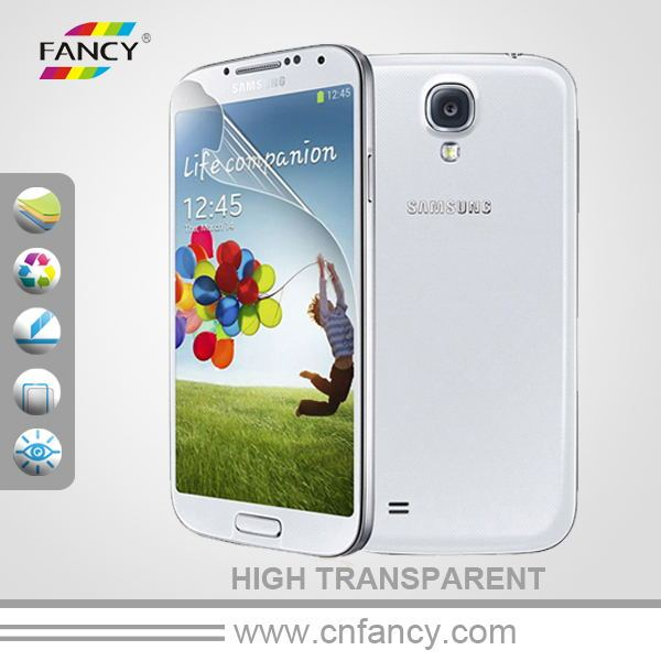 Supply to wal-mart wholesale price premium quality japan screen protector for samsung galaxy s4 OEM Support
