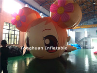 2016 Popular inflatable Elfin cartoon, inflatable fairies for display model