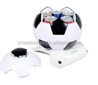 DC 12V 4L portable football mini fridge