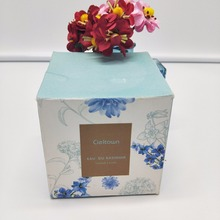 Factory Outlet custom candles / LED lights / handmade soap packaging, boxes