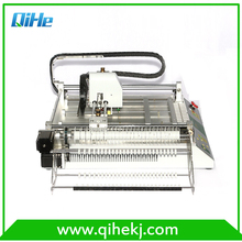 SMD Components TVM802C High Precision pick and place machine Led Light Assembly Line Small SMT Machine