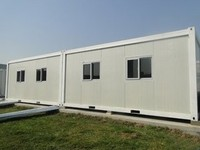 Trade assurance & Gold supplier china prefab shipping container house for sale