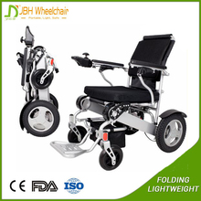 Health care light weight folding electric wheelchair lithium battery pack