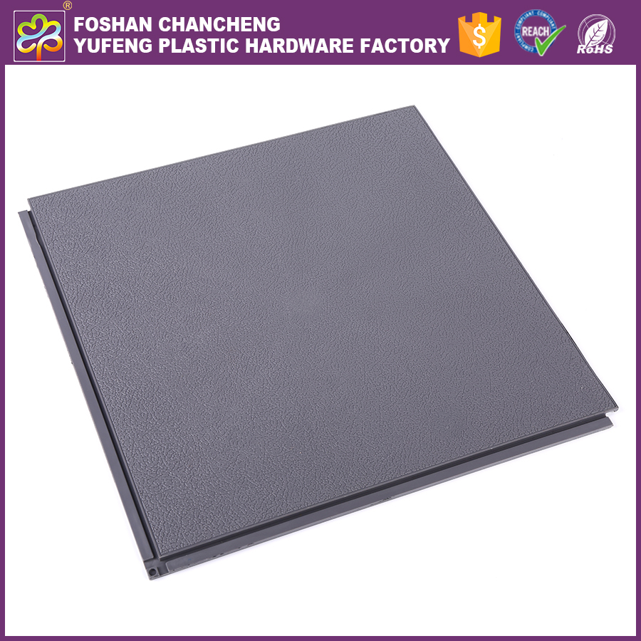 PVC interlock Anti-Slip Garage floor mat with recyclable material