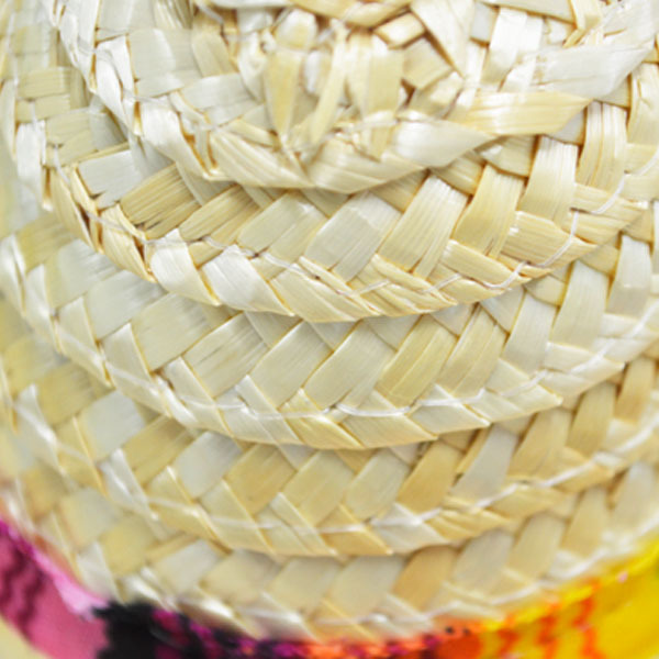 natural straw mini sombrero/new design mini mexican hat