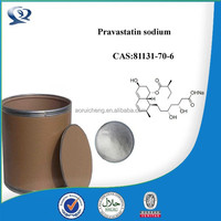 Pravastatin sodium raw materials