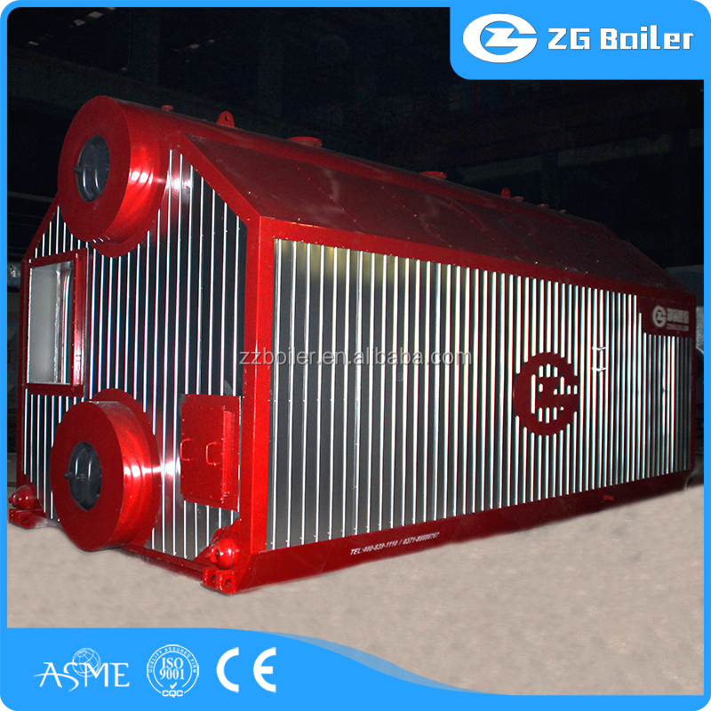 Different capacity low price 15 ton coal/wood fired steam boiler