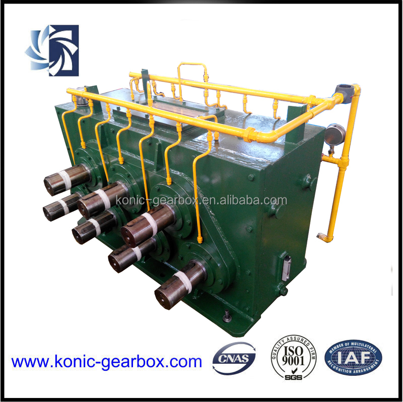 ZD,ZQ,ZL,ZS cylindrical transmission speed reducer gearbox