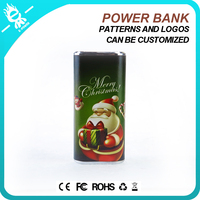 2015 new mobile FCC CE ROHS power bank 5200 battery charger 18650 powerbank
