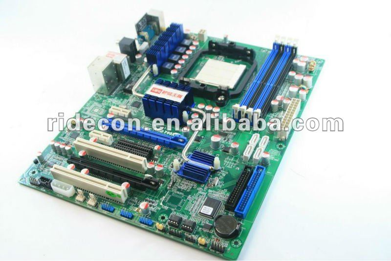 OEM ultrasonic generator pcb assembly in SMT/DIP Process with Metal Sheet and Lead-free Technology