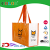 BSCI audit factory shopping reusable bags/PP WOVEN BAG