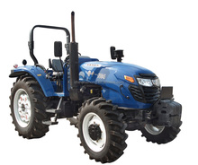 China Luzhong 4X4 120hp 4WD cheap farm tractor for hot sale
