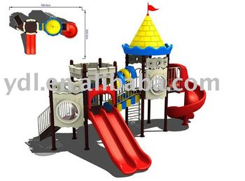 commercial playground set (10-4602)