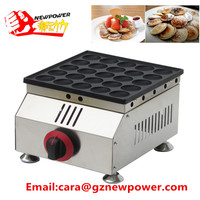 food processing machinery commercial gas poffertjes mini pancakes machine