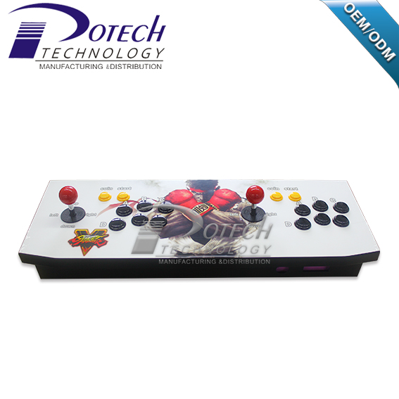 Ryu Design Jamma Arcade control panel 680 in 1 Video Game Console For kids