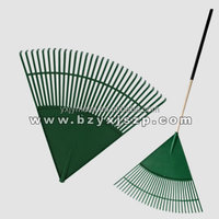 wide range plastic garden rakes for collecting