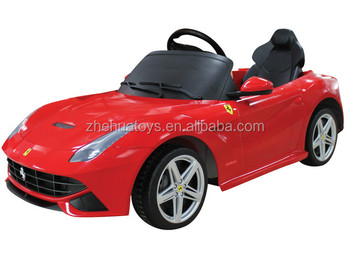 Kids ride on car electric car toy 6V licensed ride on car for sale