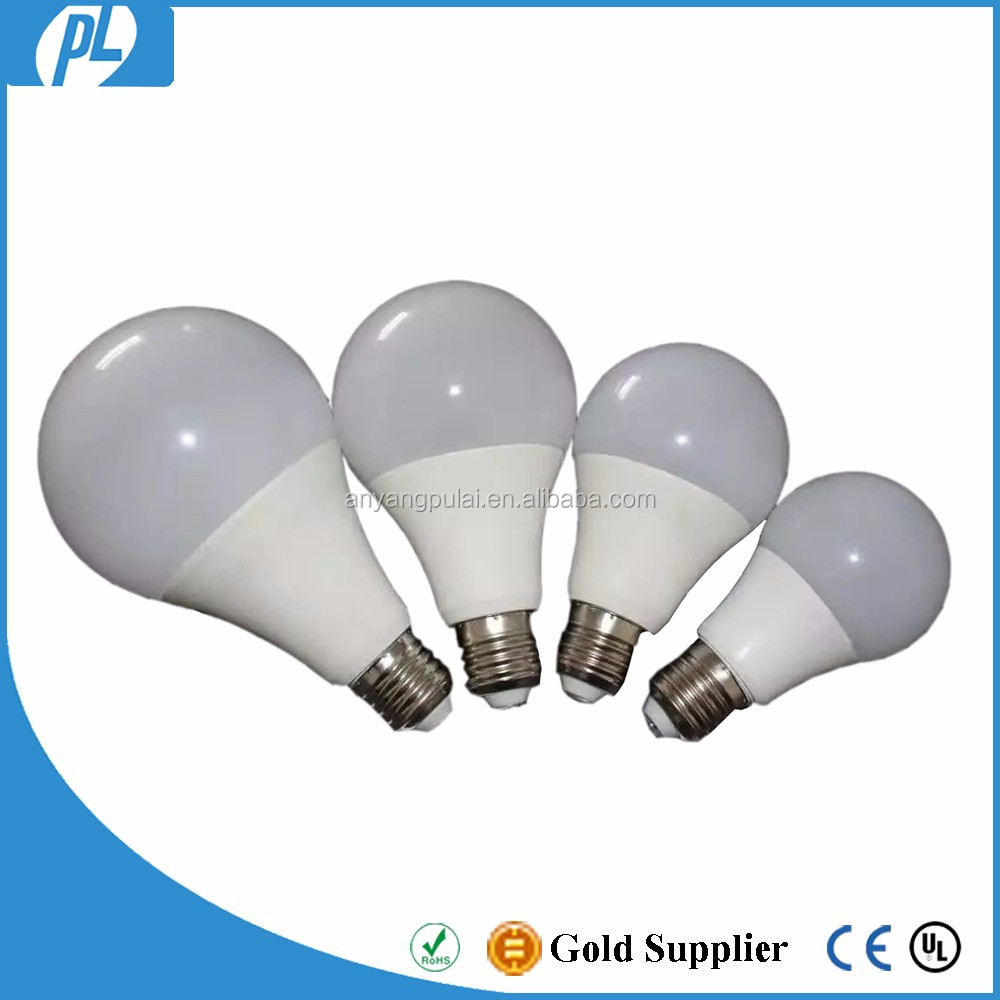 2017 hot selling new style aluminum alloy material 3w led ball bulb