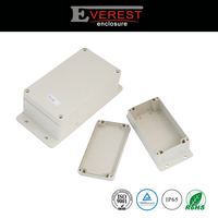 Waterproof Electronic Plastic electrical custom plastic injection molding enclosure