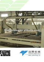 decorative gypsum board producing line Asia