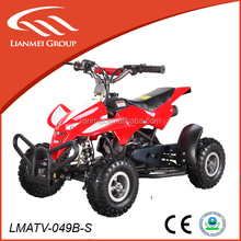 49cc cute HAWK quad atv for kids pull starter new design with CE sport SPEED CAR