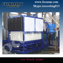 containerized block ice plant 5 ton