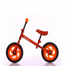 2018 China Factory wholesale baby scooter/ three wheel kids balance bicycle/mini balance bike