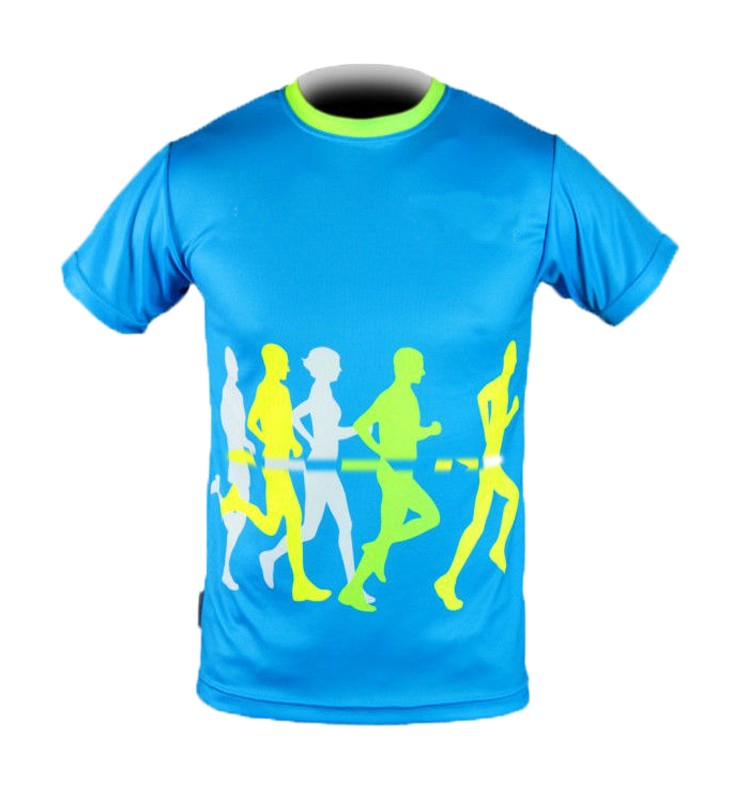 Custom sublimation polyester t shirt