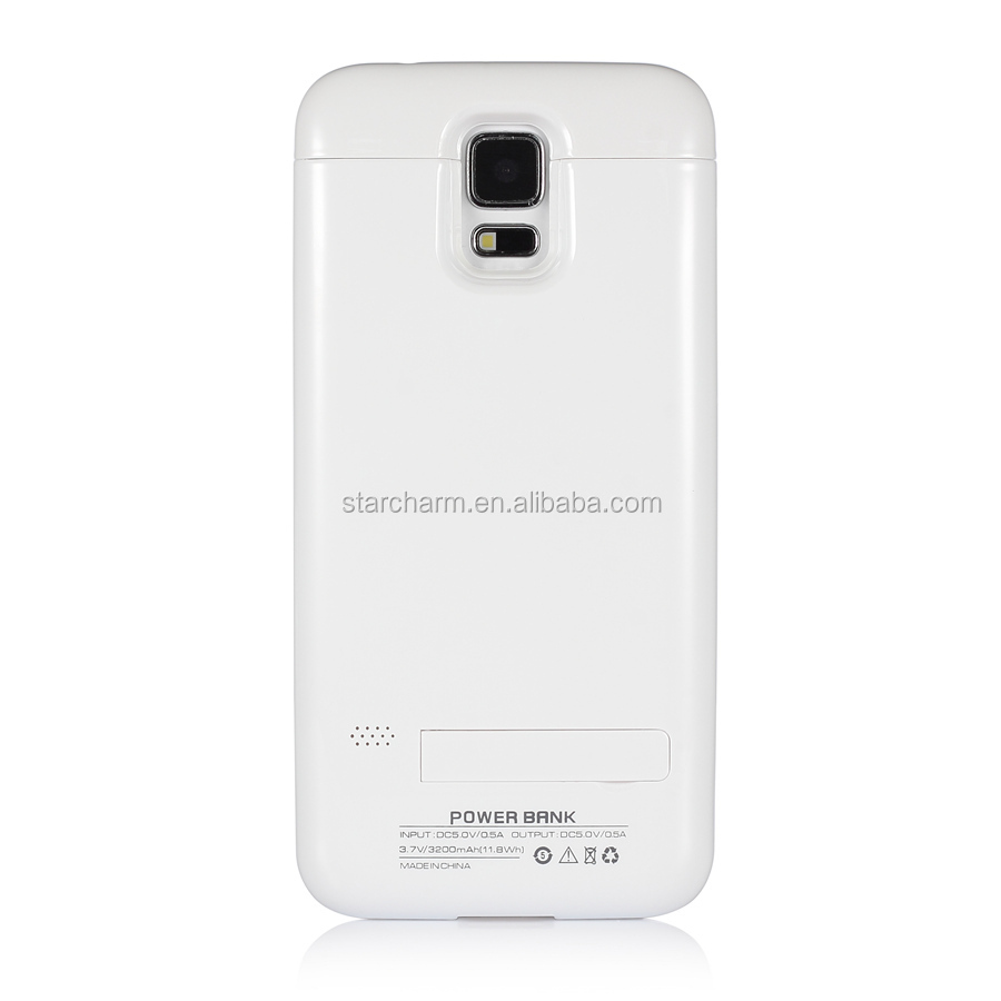 Charger Case for Samsung Galaxy s5 ,Power Case for Samsung Galaxy s5 made in China