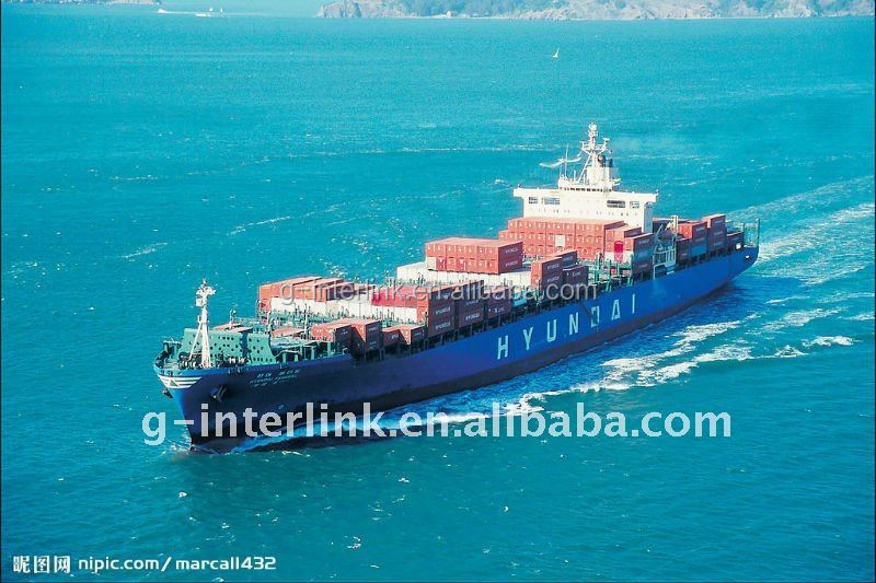 Shanghai Sea freight Rates forwarder to Cartagena Spain