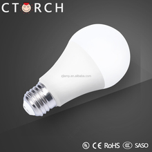 2017 new product china factory led light bulb 12W E27