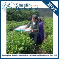 Easy operation pick tea-leaves machine with multifunction