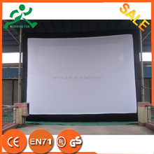 Hot selling outdoor cinema inflatable screen custom,inflatable advertising model, giant inflatable