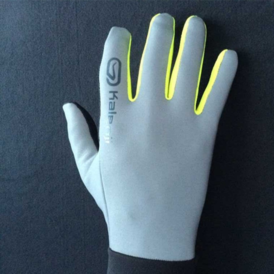 reflective nylon fabric for work gloves