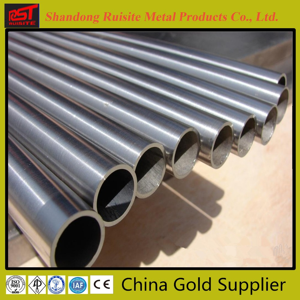 904L(UNS N08904)Stainless steel pipe/ tube