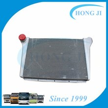 China bus universal water cooled intercooler price of water to air intercooler