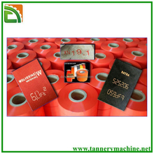 coding ribbons stamping foil for leather measuring machine