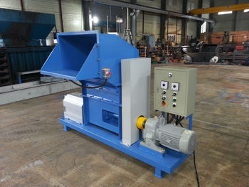 Plastic Recycling Hot Melting Machine