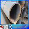 erw carbon steel pipe sch40 low carbon steel rough tube 1.4526