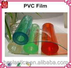 China manufacturer soft pvc transparent film for book cover
