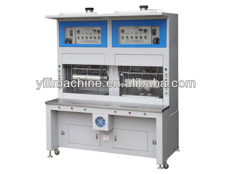 C1-F Bra Fabric Cup Molding Machine