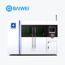 6mm stainless steel laser cutting machine cut metal cutter automatic cnc cutting system for plates
