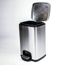 High Quality Fashion Design Stainless Steel Litter Bin With Competitive Price